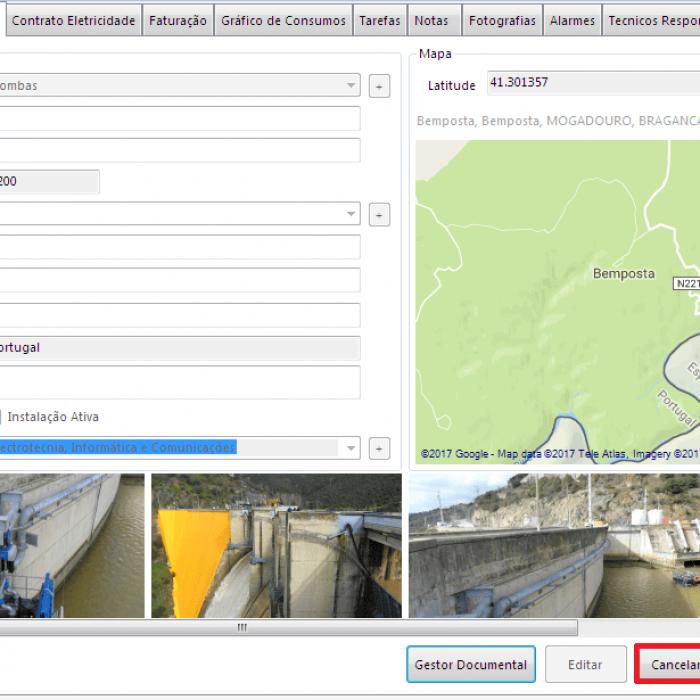 Locais de consumo - Dados Gerais Uncategorized Gestor Virtual de Energia 4